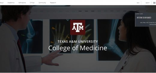 The College of Medicine at Texas A&M Health Science Center