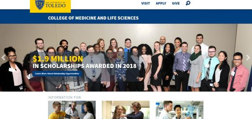 The College of Medicine at University of Toledo