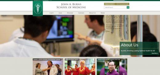 The John A. Burns School of Medicine at University of Hawaii--Manoa