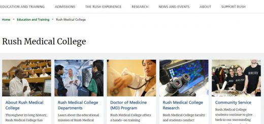 The Medical College at Rush University