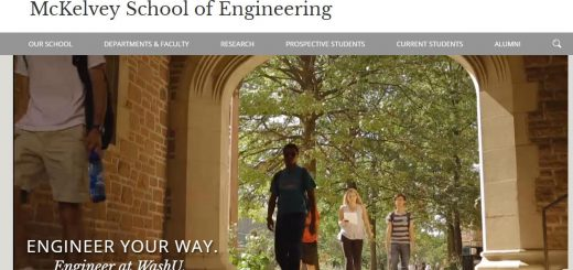 The School of Engineering and Applied Science at Washington University in St. Louis