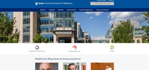 The School of Medicine at Duke University