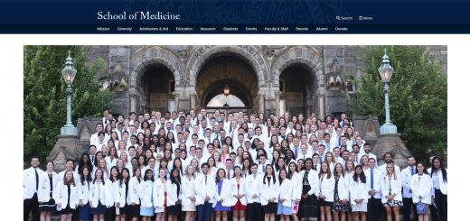 The School of Medicine at Georgetown University