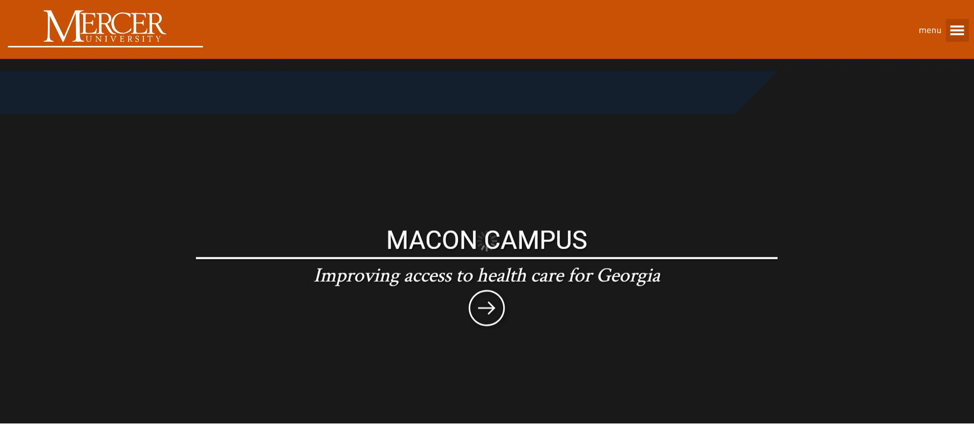 The School of Medicine at Mercer University