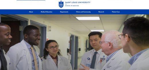 The School of Medicine at St. Louis University