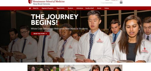 The School of Medicine at Stony Brook University--SUNY