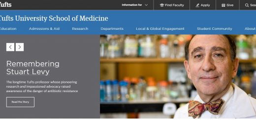The School of Medicine at Tufts University