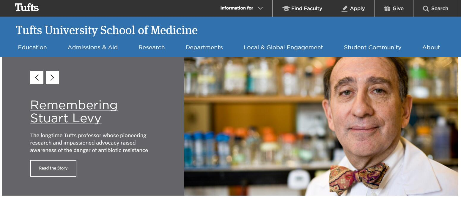 The School of Medicine at Tufts University