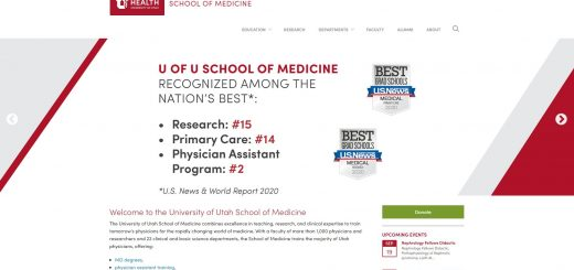 The School of Medicine at University of Utah