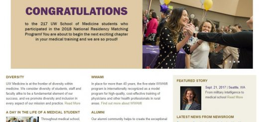 The School of Medicine at University of Washington