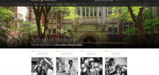 The School of Medicine at Vanderbilt University