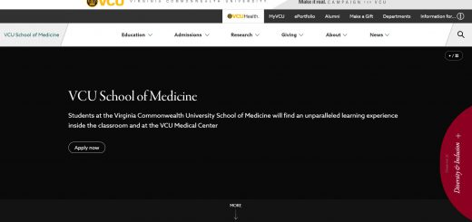 The School of Medicine at Virginia Commonwealth University
