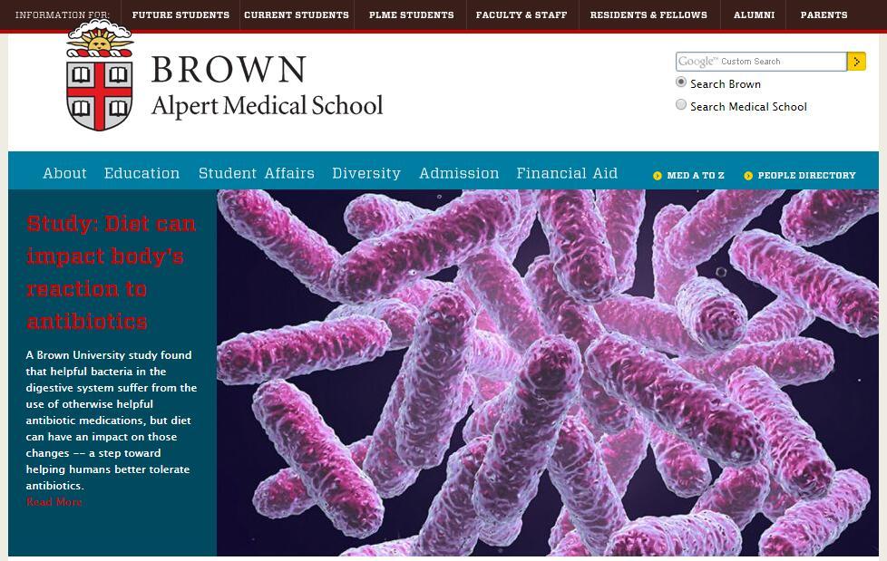 The Warren Alpert Medical School at Brown University
