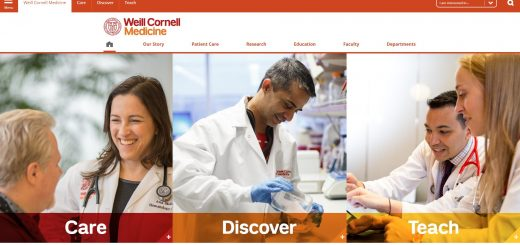 The Weill Cornell Medical College at Cornell University