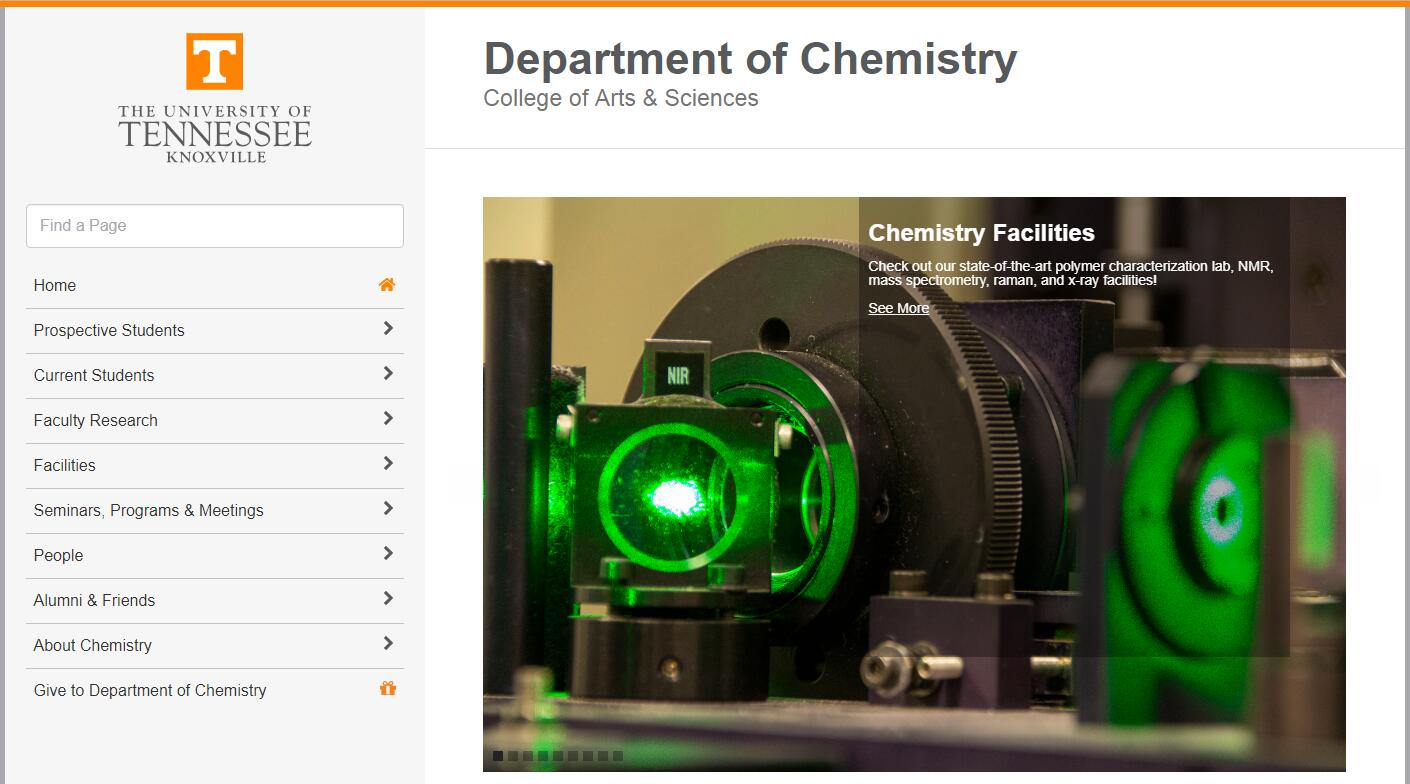 Top 100 Chemistry Schools