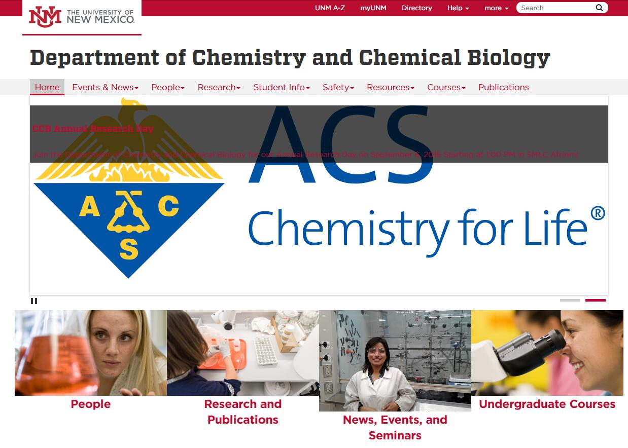 Top 120 Chemistry Schools