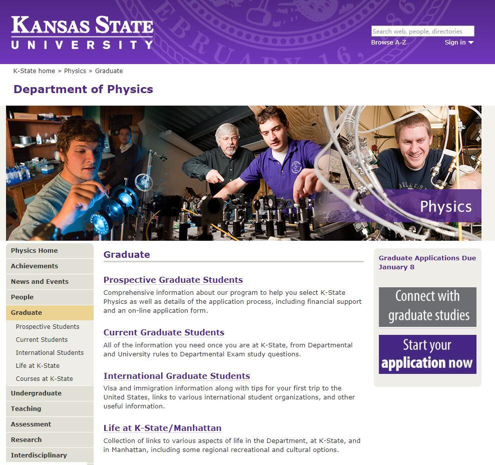 Top 120 Physics Schools