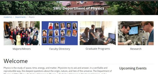 Top 180 Physics Schools