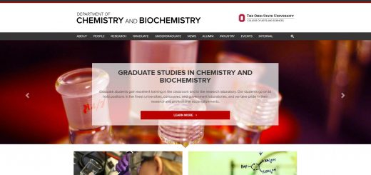 Top 40 Chemistry Schools