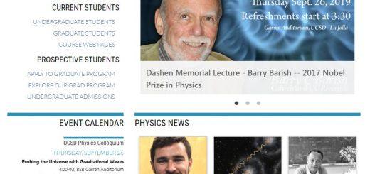 Top 50 Physics Schools