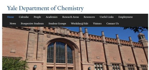 Top Chemistry Schools in Connecticut