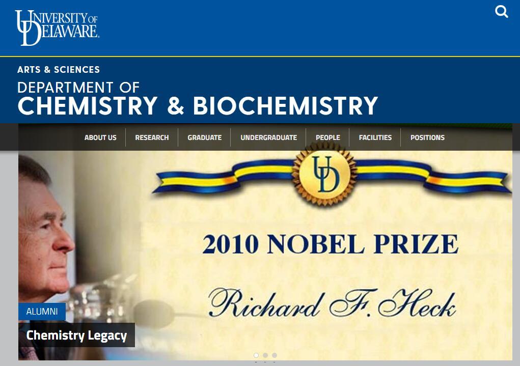 Top Chemistry Schools in Delaware