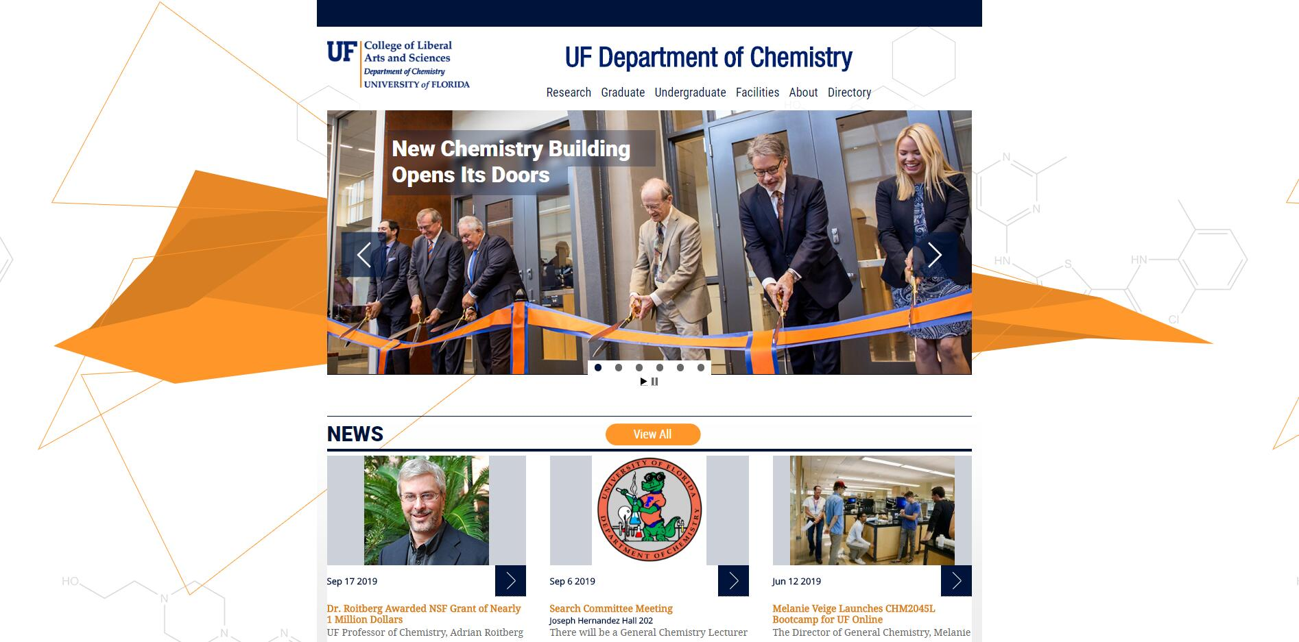 Top Chemistry Schools in Florida