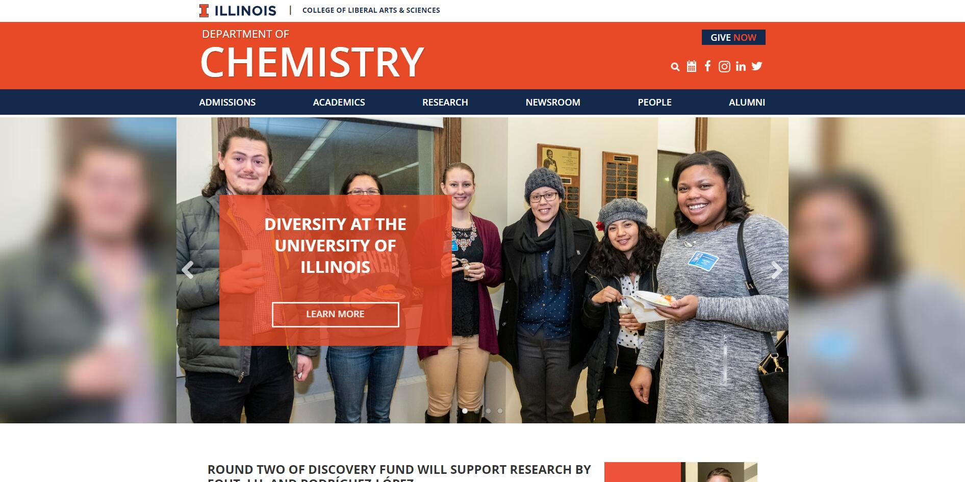 Top Chemistry Schools in Illinois