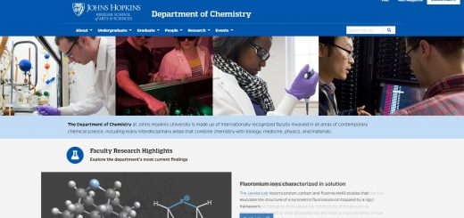 Top Chemistry Schools in Maryland