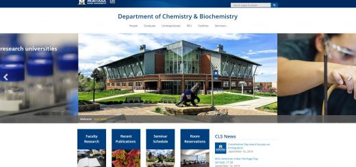 Top Chemistry Schools in Montana