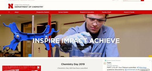 Top Chemistry Schools in Nebraska