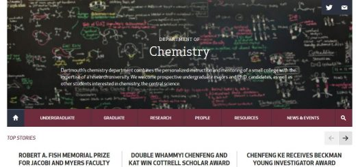 Top Chemistry Schools in New Hampshire
