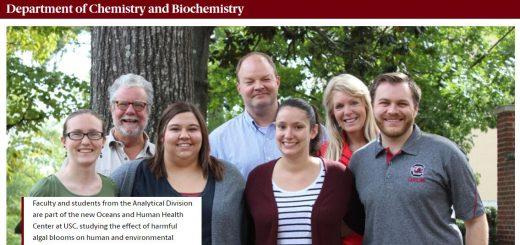 Top Chemistry Schools in South Carolina
