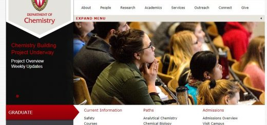 Top Chemistry Schools in Wisconsin