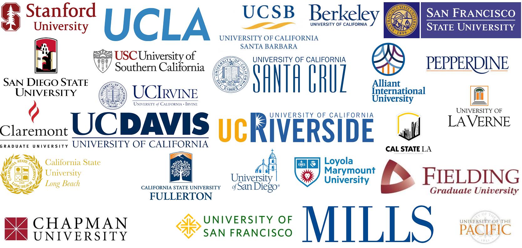 Top Education Schools in California