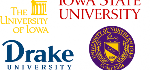 Top Education Schools in Iowa