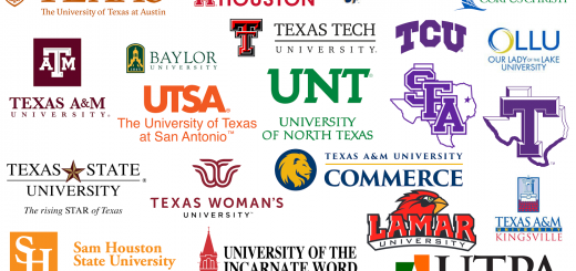 Top Education Schools in Texas