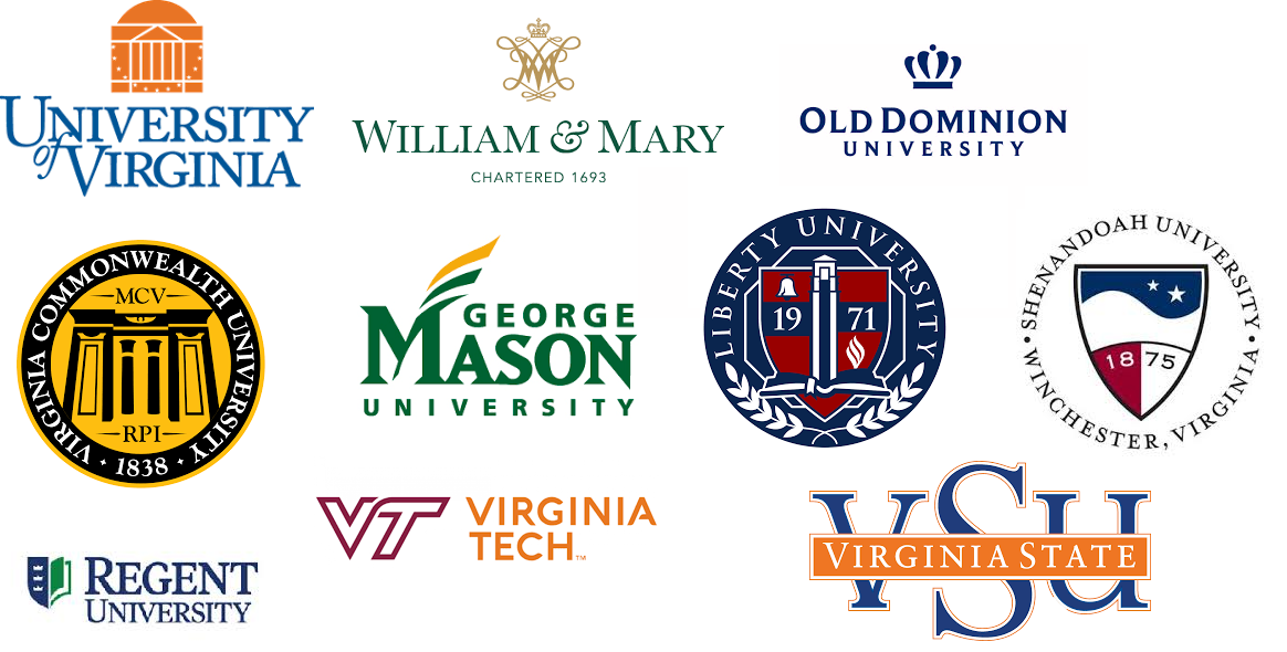 Top Education Schools in Virginia