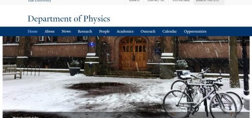 Top Physics Schools in Connecticut