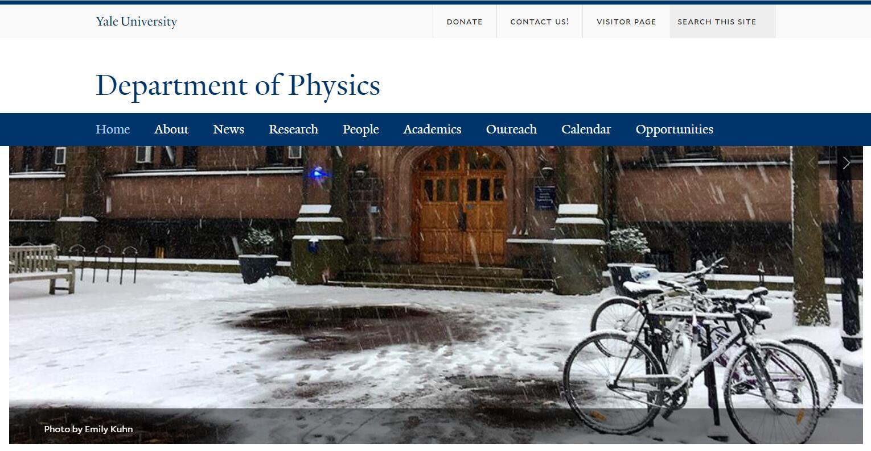 Top Physics Schools in Connecticut