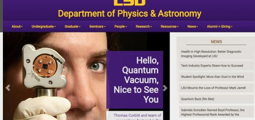 Top Physics Schools in Louisiana