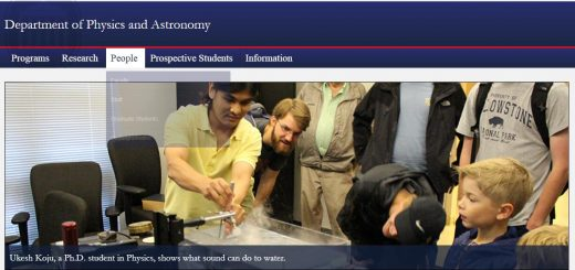 Top Physics Schools in Mississippi