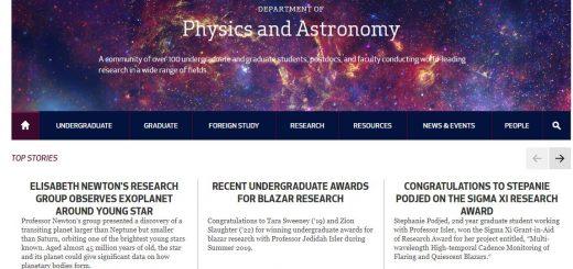 Top Physics Schools in New Hampshire