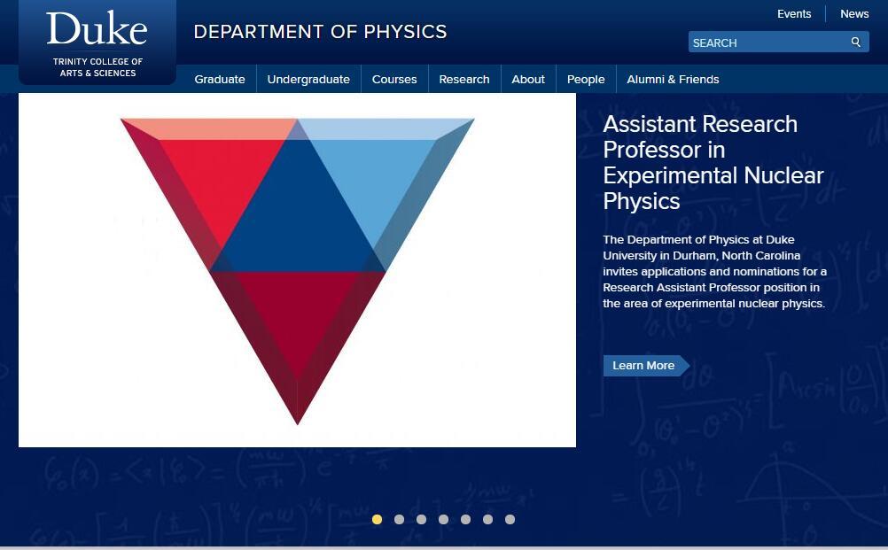 Top Physics Schools in North Carolina
