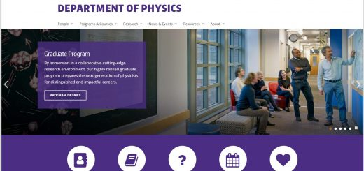 Top Physics Schools in Washington