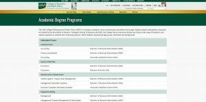 University of Alaska-Anchorage Undergraduate Business