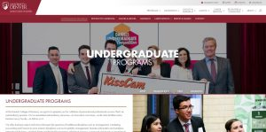 University of Denver Undergraduate Business