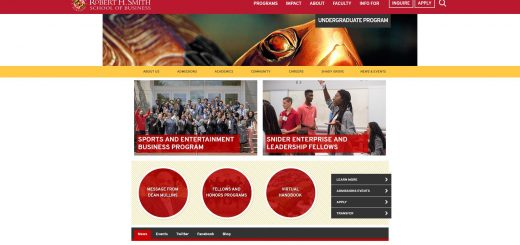 University of Maryland-College Park Undergraduate Business