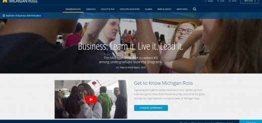 University of Michigan-Ann Arbor Undergraduate Business