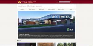 University of Minnesota-Duluth Undergraduate Business